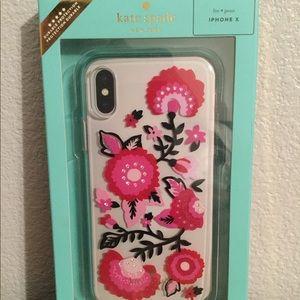 Kate Spade iPhone X Comold phone case
